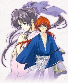 るろうに けんしん (Ruroni Kenshin)