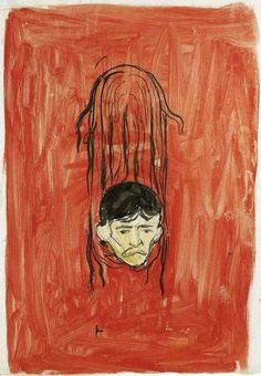Edvard Munch - Untitled.                                                                                                                                                                                 More