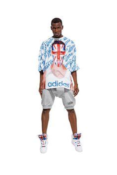 LOOKBOOK adidas Originals x Jeremy Scott Spring 2014