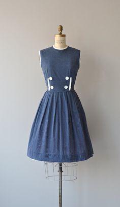 1950's Cotton Day Dress