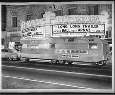 The Long LONG Trailer - I Love Lucy!