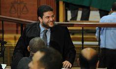 نجل مرسي لشقيقه: فاكر لما وزير الدفاع كان يشوفك يتنفض