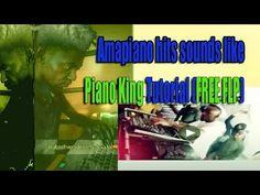 AMAPIANO HITS SOUND LIKE PIANO KING IN FL STUDIO TUTORIAL (FREE FLP) Sounds Like, Mixtape, Itunes, Piano, Improve Yourself, Education, Studio, Learning, Free