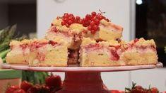 Gehts noch frischer? Ja! Tina Eicher zeigt Enie wie toll Erdbeeren in Blondies schmecken können. Das müsst ihr einfach ausprobieren und mit der Videoanleitung klappt es bestimmt!