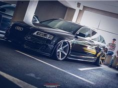 Owner @its_nadiinee ➖BLACKED OUT➖ ___________________________________________________________ #Audi #audirs6 #rs6 #audia6 #quattro #audis6 #audia6 #a6 #s6 #clean #low #carporn #prfctclique ____________________________________________________________ 👇🏽 check out 👇🏽 @german_forum_cars @camp_allroad @ppparts @audimania