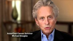 Courtney Shares Michael Douglas PSA for Oral Cancer Screening in Nor. Oral Cancer, Testicular Cancer, Dental Videos, Dental Group, Oral Surgery, Dental Problems, Teeth Care