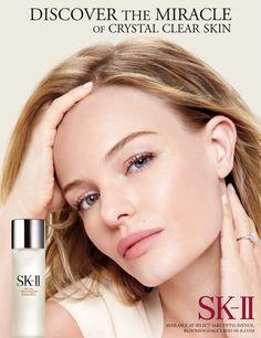 SK II SkinCare Advertising
