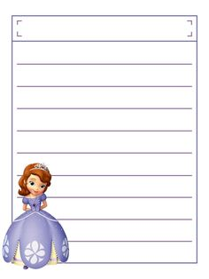 """Sofia the First with title box - Project Life Disney Journal Card - Scrapbooking. ~~~~~~~~~ Size: 3x4"""" @ 300 dpi. This card is **Personal use only - NOT for sale/resale** Logos/clipart belong to Disney. ***Click through to photobucket to see this this card with lots of different characters***"""
