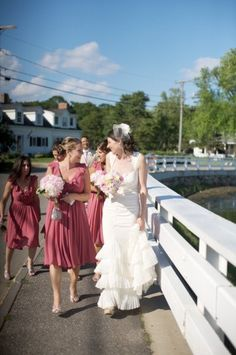 Nicole Miller #bride