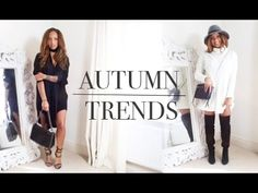 Styling a few of this years 2015 A/W trends, Hope you enjoy! My Clothing Line - http://novemknight.com ♡ MY SOCIAL MEDIA ♡ My Vlog channel! - http://www.yout...