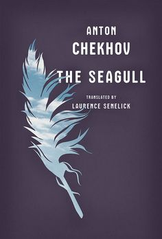 The Seagull by Anton Chekhov: book cover: designed by Ben Wiseman, Rodrigo Corral Design