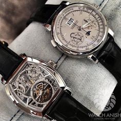@Vacheron1755 Maltese Tourbillon  @LangeSoehne Datograph Perpetual. Which would you choose and why?! pic.twitter.com/0nJE3ARx39 #Watch