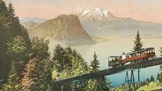 Die Rigi-Bahn wird 150 Jahre alt. Zum Jubiläum nimmt die Rigi Bahnen AG die Dampflok Nr. 7 am Freitag wieder in Betrieb. Ihre Geschichte zeigt, wie die Schweiz zum Tourismusland wurde.