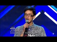 ▶ The X Factor Australia 2014 Auditions - Jal Joshua - YouTube