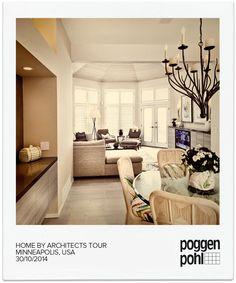 Home By Architects Tour MINNEAPOLIS, USA