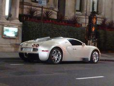 Bugatti veyron. Yes please! Fastest street legal car :-)
