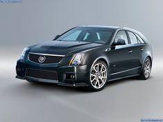 2011 Cadillac CTS-V Sports Wagon