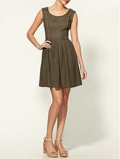 I love this dress, and they style has the same name as my daughter!  The Addison.