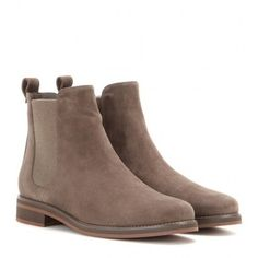 Loro Piana Montrond Suede Chelsea Boots If only i was rich....