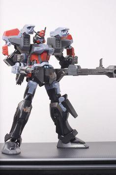 LH-GAT-X103 Hail Buster Gundam by cr3ative on DeviantArt