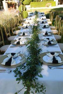 Al fresco dining at Le Petit Moulin #gardenwedding #luxuryweddingvenue #rusticwedding #lepetitmoulin
