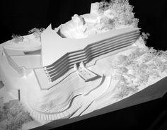 Nizza Paradise scalemodel - A project by Mino Caggiula Architects
