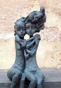 Les petites soeurs - Valérie Hadida                              …