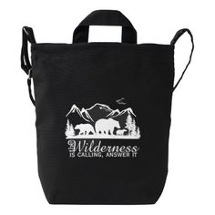 Wilderness Calling Duck Bag (Available in other colors)