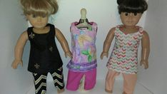 Check out this item in my Etsy shop https://www.etsy.com/listing/515311803/american-girl-18-inch-doll-summer-pants