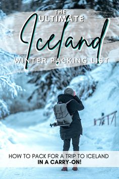 Packing For Europe, Road Trip Packing, Packing Tips For Vacation, Packing Lists, Iceland Travel Tips, Europe Travel Tips, Ultimate Packing List, Travel Must Haves, Best Travel Accessories