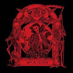 THRASHDEATHGERA: Exhumation - Opus Death (2015) | Death Metal