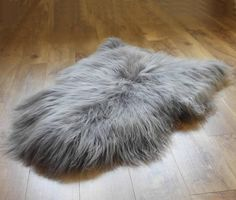 A stunning, handpicked rare breed Icelandic grey sheepskin of the highest quality.Best uses are on the back of a chair or sofa, on the end of a bed or a rug at the bedside, living room, bathroom and the current must have in a nursery. We only select the best quality available. Our luxury quality grade A+ ivory sheepskins have the longest pile, with the purest colour and no stitching on the rear. There is no finer quality. There are sheepskins and there are sheepskins. The price does not…