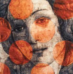 Trasformare i capolavori del Rinascimento italiano in opere  completamente nuove, realizzate come collage di brandelli di tela: è la  sfida in cui si è cimentato l'artista Gian Piero Gasparini, che dà una  sua personale rilettura dei dipinti di maestri del calibro di Leonardo  d
