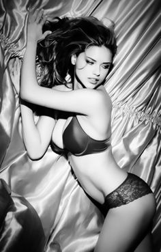 ADRIANA LIMA Girl Celebrities, White Girls, Adriana Lima, Bahia, Salvador, Blonde Beauty, Angel, Black And White, Beauty Women