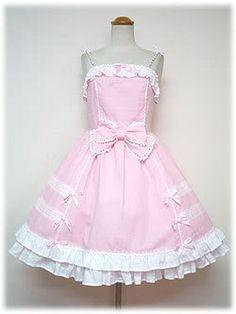 angelic pretty ジュエリィパールジャンパースカート