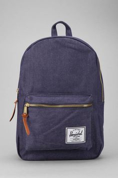 """Check out Daniel Holmes's """"Herschel Supply Co. Herschel Supply Co, Denim Backpack, Fashion Backpack, Laptop Pouch, Paisley Print, Urban Outfitters, Backpacks, Leather, Bags"""