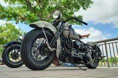 Harley Davidson 1943 Flathead