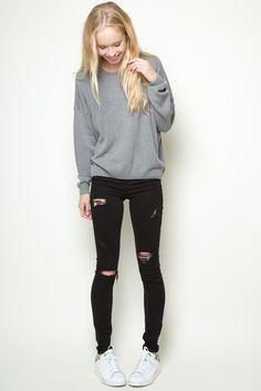 Brandy ♥ Melville | Veena Sweater - Clothing