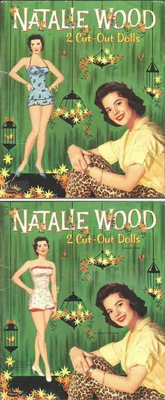 Natalie Wood* The International Paper Doll Society by Arielle Gabriel for all paper doll and paper toy lovers. Mattel, DIsney, Betsy McCall, etc. Join me at ArtrA, #QuanYin5 Linked In QuanYin5 YouTube QuanYin5!