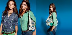 Etro Woman Spring Summer 13 Main Collection