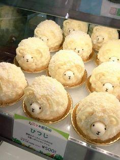 """駄菓子屋いながき@駄菓子屋文化の保存活動中 on Twitter: """"どこのやつですかこれ!!完成度高すぎなうえに可愛すぎてずるい!!… """" Cute Desserts, Dessert Recipes, Kawaii Dessert, Good Food, Yummy Food, Cafe Food, Aesthetic Food, Creative Food, Sweet Tooth"""