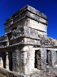 Casa de las Pinturas, Tulum ruins, Mexico