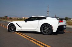 """Power Automedia's Project """"C700"""" Corvette is an Arctic White 2015 C7 Stingray Z51 1LT that is going through a systematic modification project with the eventual goal of producing 700HP (or approx 595whp) featuring our FUSION bi-modal exhaust system.  http://ift.tt/1X4dqqM  #BillyBoat #billyboatperformanceexhaust #BillyBoatExhaust #BillyBoatFusion #performanceexhaust #PerformanceExhausts #PerformanceExhaustSystem #Corvette #corvettefamily #corvettestingray #chevroletcorvette #CorvetteClub…"""