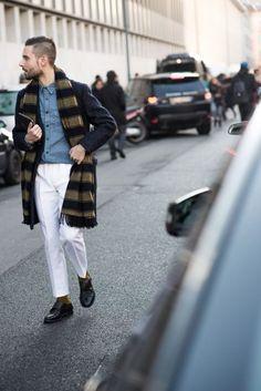 Street style at Milan Fashion Week 2015