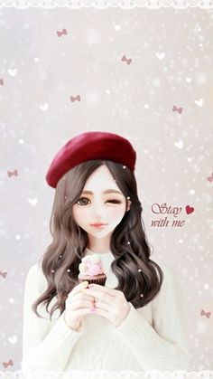 Find images and videos about girl, cute and art on We Heart It - the app to get lost in what you love. Cartoon Girl Images, Cute Cartoon Girl, Anime Girl Cute, Beautiful Anime Girl, Anime Art Girl, Lovely Girl Image, Girls Image, Cute Girl Drawing, Girly Drawings