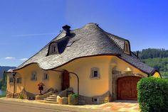 Maison à Zell près de la rivière Mosel en Allemagne