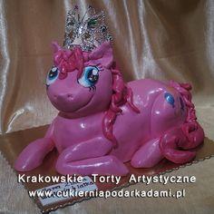 116. Tort 2D kucyk Pony. My Little Pony 2D cake.