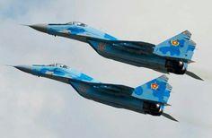 Mikoyan MiG-29 - Kazakhstan