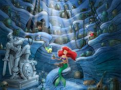 The Little Mermaid is based on your life!  You are a very curious and optimistic person. You're always thirsty for knowledge, you like meeting new people who can teach you new things, and nothing gets your heart beating faster than seeing a really gorgeous person and falling in love. You hate the feeling of being confined to a certain place and you will do anything you can in order to challenge yourself.