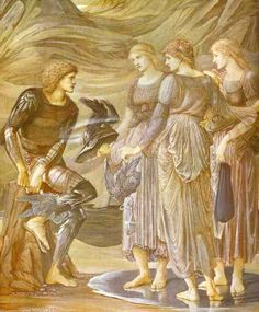 The Arming of Perseus